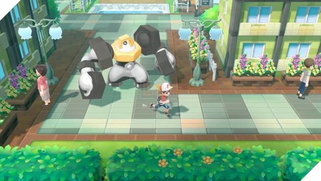 Pokemon GO: Quả thực Meltan có một bậc tiến hóa, đây là hình ảnh chính thức 4
