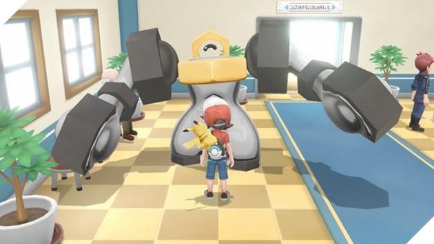 Pokemon GO: Quả thực Meltan có một bậc tiến hóa, đây là hình ảnh chính thức 3