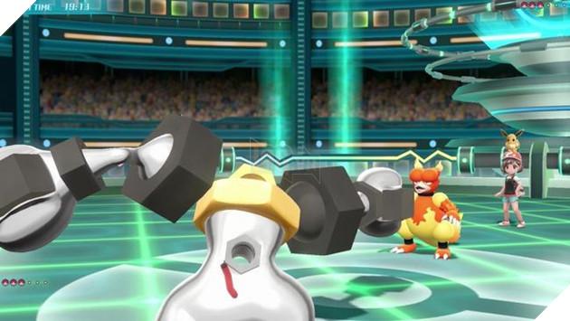 Pokemon GO: Quả thực Meltan có một bậc tiến hóa, đây là hình ảnh chính thức 2