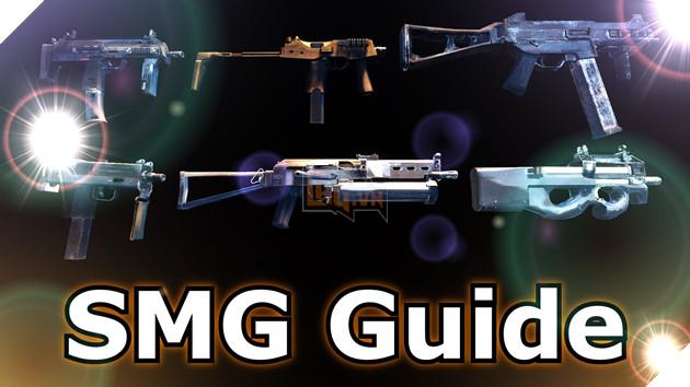 CS:GO: Hướng dẫn thông tin chi tiết các mẫu súng SMG mạnh nhất trong game