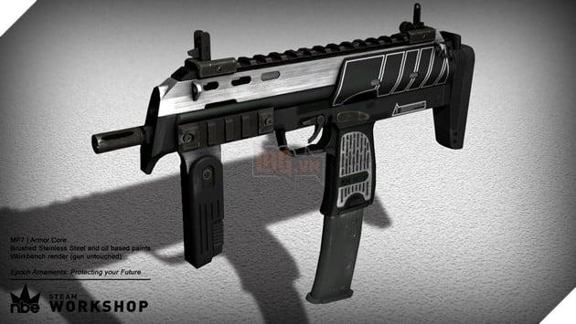 CS:GO: Hướng dẫn thông tin chi tiết các mẫu súng SMG mạnh nhất trong game 4