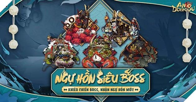 Âm Dương Sư: Hướng dẫn Ngự Hồn Siêu Boss Thế Giới và cách tìm, sử dụng mạnh nhất cho thức thần
