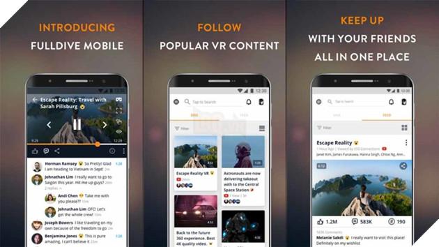 10 ứng dụng VR trên Android tốt nhất cho Google Cardboard mà bạn nên thử 6
