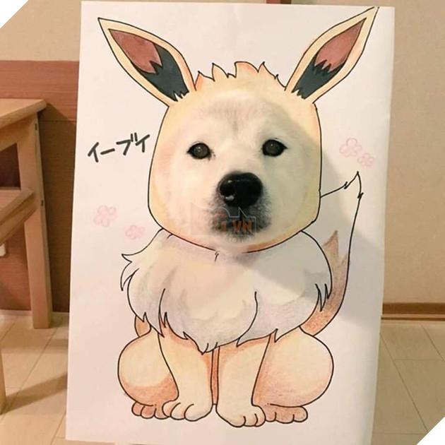 Cười sái quai hàm với chùm ảnh khi bạn là chó nhưng sen lại đam mê Pokemon - Ảnh 3.