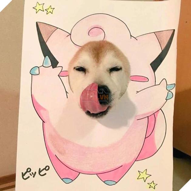 Cười sái quai hàm với chùm ảnh khi bạn là chó nhưng sen lại đam mê Pokemon - Ảnh 9.