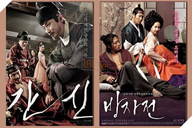 Phim cổ trang Hàn Quốc: Bữa tiệc không dành cho mọi người 2