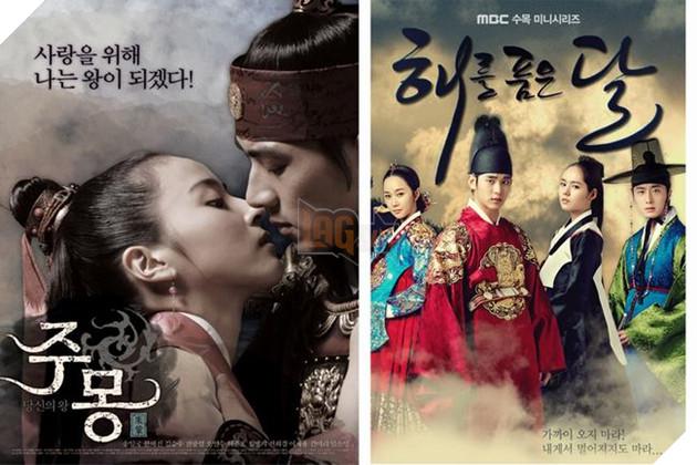 Phim cổ trang Hàn Quốc: Bữa tiệc không dành cho mọi người