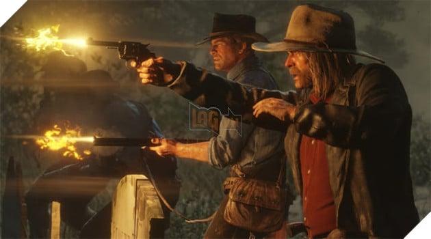 Hướng dẫn toàn tập Red Dead Redemption 2 Phần 1  3