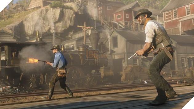 Red Dead Redemption 2: Một số thiết lập ẩn nâng cao trải nghiệm game 3
