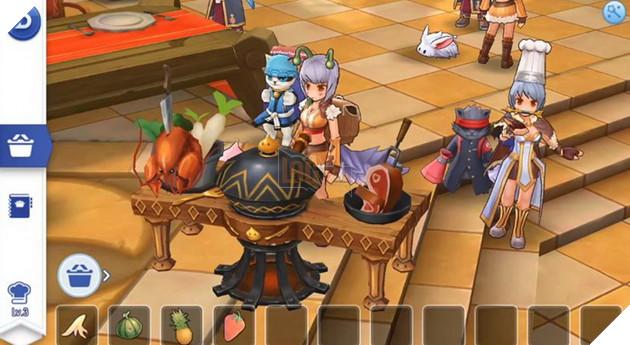 Ragnarok Mobile: Hướng dẫn Nhiệm vụ Nấu Ăn và cách Nấu Ăn Cơ bản nhất cho tân thủ 5