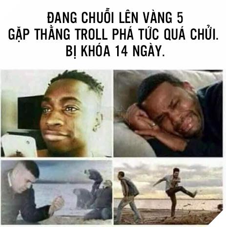 Những thứ đáng sợ nhất trong LMHT Việt mà game thủ nào cũng phải trải qua - Ảnh 1.