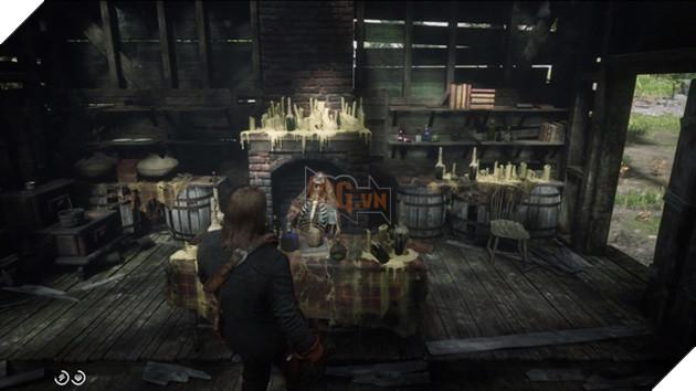 [Có thể bạn chưa biết] Red Dead Redemption 2 ẩn chứa bí mật về người ngoài hành tinh - Ảnh 2.