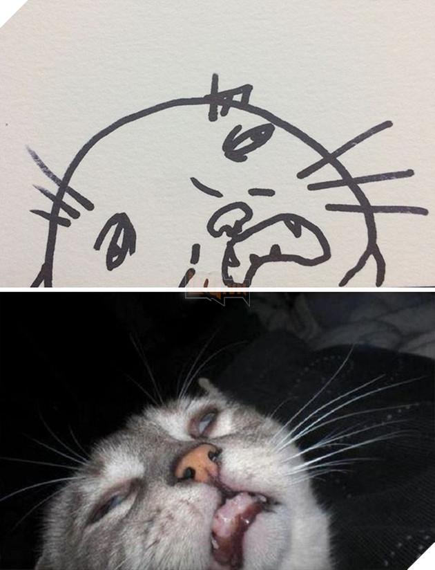 Vẽ mèo nguệch ngoạc khó cưỡng, trang Twitter thu hút 188.000 followers và kiếm được cả đống tiền - Ảnh 11.