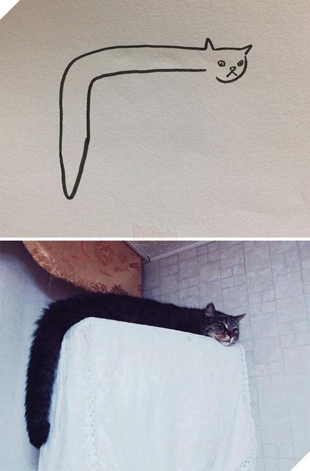 Vẽ mèo nguệch ngoạc khó cưỡng, trang Twitter thu hút 188.000 followers và kiếm được cả đống tiền - Ảnh 13.