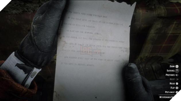 [Có thể bạn chưa biết] Red Dead Redemption 2 ẩn chứa bí mật về người ngoài hành tinh - Ảnh 4.