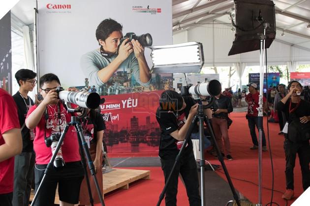 Dạo một vòng Canon Photomarathon 2018 - Sống với điều mình yêu 28