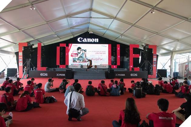 Dạo một vòng Canon Photomarathon 2018 - Sống với điều mình yêu 30
