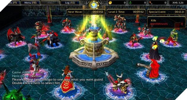 Top 6 Custom Map hay nhất được mong chờ trên Warcraft 3 Reforged