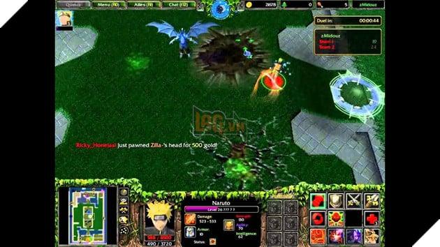Top 6 Custom Map hay nhất được mong chờ trên Warcraft 3 Reforged 2
