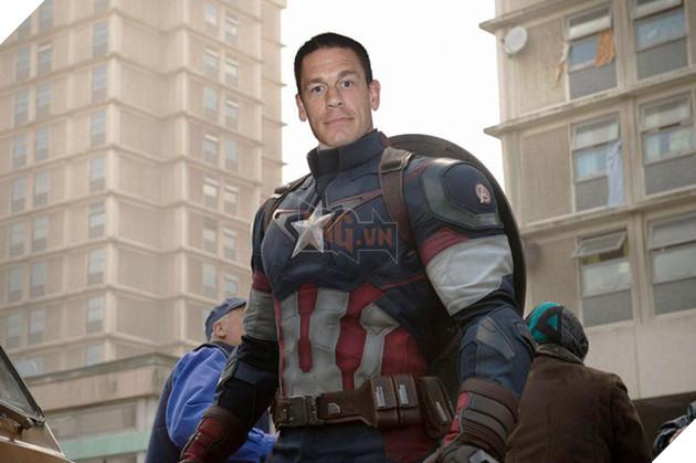 Không phải các siêu anh hùng quen thuộc, John Cena mới là người tiếp theo trở thành Captain America? - Ảnh 4.
