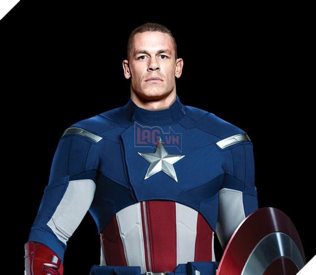 Không phải các siêu anh hùng quen thuộc, John Cena mới là người tiếp theo trở thành Captain America? - Ảnh 5.