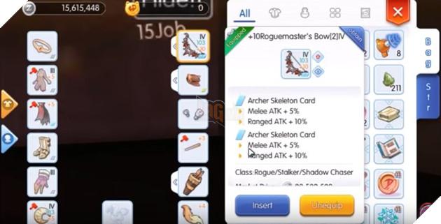 Ragnarok Mobile: Top 7 bãi quái farm Zeny nhanh nhất dành cho mọi người 4