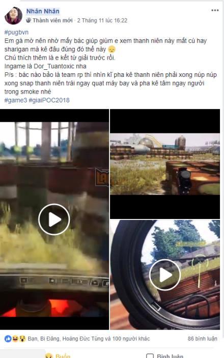 Lùm xùm Drama PUBG tại Việt Nam - Lại có game thủ Hack ngay trong giải đấu