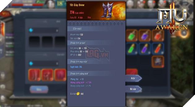 MU Awaken - VNG cho phép người chơi giao dịch trực tiếp 4