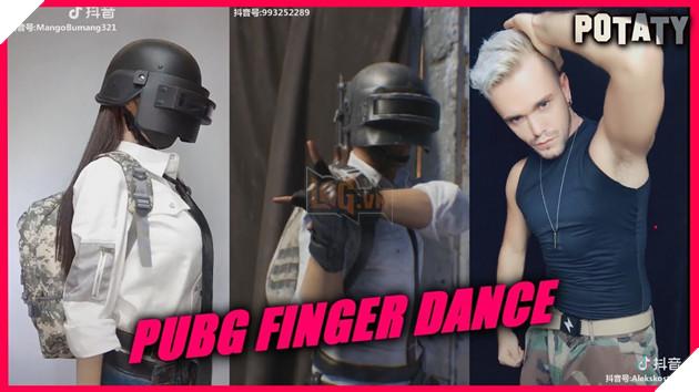 PUBG Finger Dance: Trào lưu mới với Style cực kì chất trong cộng đồng PUBG