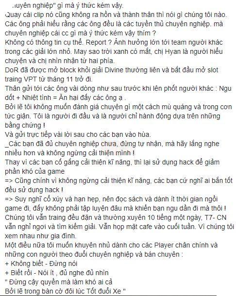Lùm xùm Drama PUBG tại Việt Nam - Lại có game thủ Hack ngay trong giải đấu 4