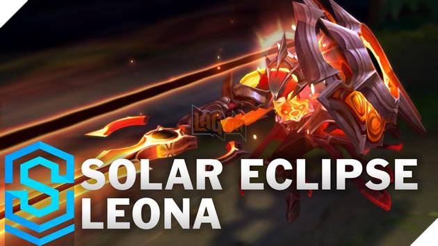 Image result for Solar Eclipse Leona Skin Spotlight - Pre-Release - League of Legends