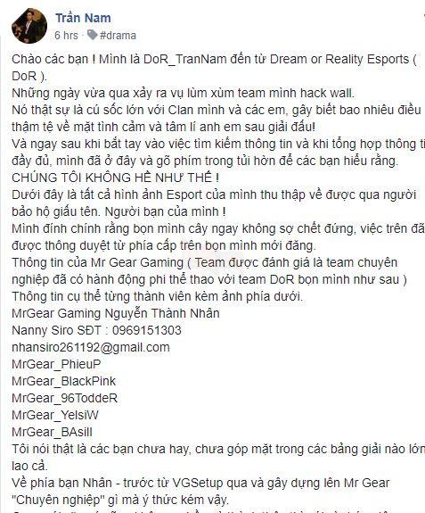 Lùm xùm Drama PUBG tại Việt Nam - Lại có game thủ Hack ngay trong giải đấu 3