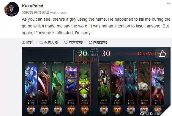 Dota 2: Toàn cảnh drama phân biệt, bài xích cộng đồng game thủ Trung Quốc 3