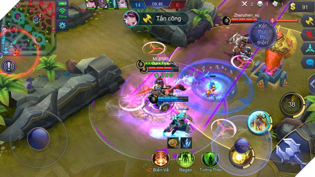 Mobile Legends: Bang Bang chính thức ra mắt tại Việt Nam 2