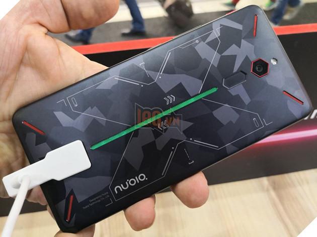 Nubia Red Magic 2 ra mắt chính thức, cấu hình tương đương Black Shark 2, giá chỉ 13 triệu 2