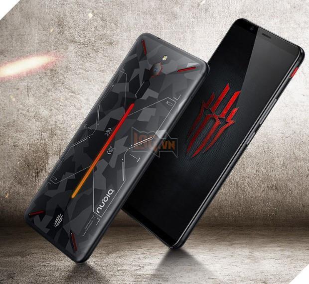 Nubia Red Magic 2 ra mắt chính thức, cấu hình tương đương Black Shark 2, giá chỉ 13 triệu