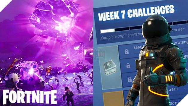 Fortnite: Hướng dẫn nhiệm vụ Challenge Tuần 7 - Season 6 đầy đủ nhất