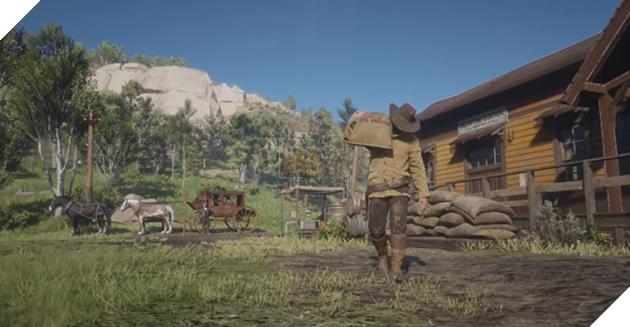 Red Dead Redemption 2: Theo chân các cư dân thị trấn trong một ngày