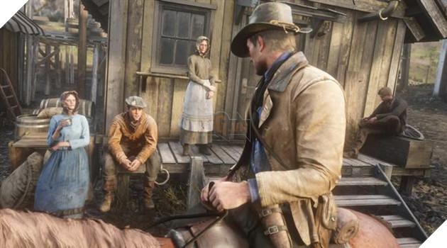 Red Dead Redemption 2: Theo chân các cư dân thị trấn trong một ngày 2