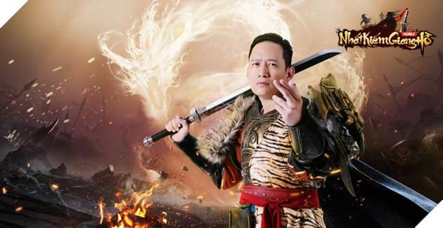 Duy Mạnh tung bộ ảnh soái ca 'chiêu đãi' game thủ Nhất Kiếm Giang Hồ 2