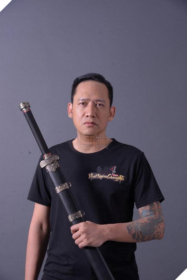 Duy Mạnh tung bộ ảnh soái ca 'chiêu đãi' game thủ Nhất Kiếm Giang Hồ 5