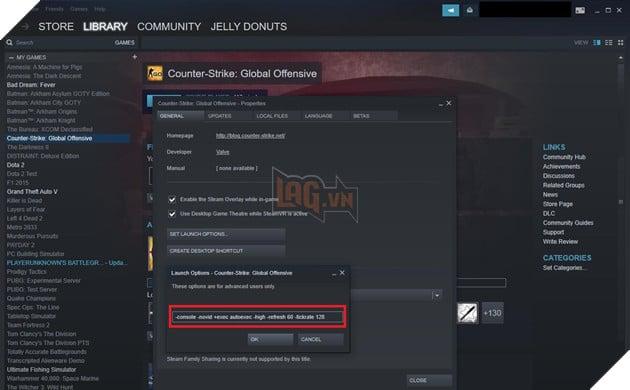 CS:GO: Những lệnh cơ bản dành cho người mới chơi 2