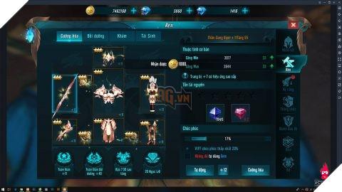 46503235_2161820260516189_8675343774777344000_o Game thủ MU Awaken – VNG chia sẻ nhau cách xây dựng nhân vật High Elf chuyên sát thương đánh Boss 4