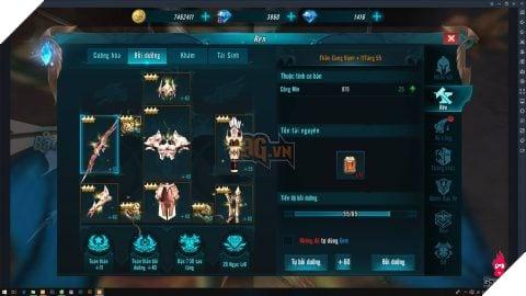 46506296_2161820390516176_8578713036456460288_o Game thủ MU Awaken – VNG chia sẻ nhau cách xây dựng nhân vật High Elf chuyên sát thương đánh Boss 3