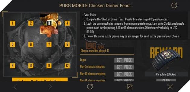 PUBG Mobile: Hướng dẫn nhận skin miễn phí không cần Royale Pass Seasson 4 3