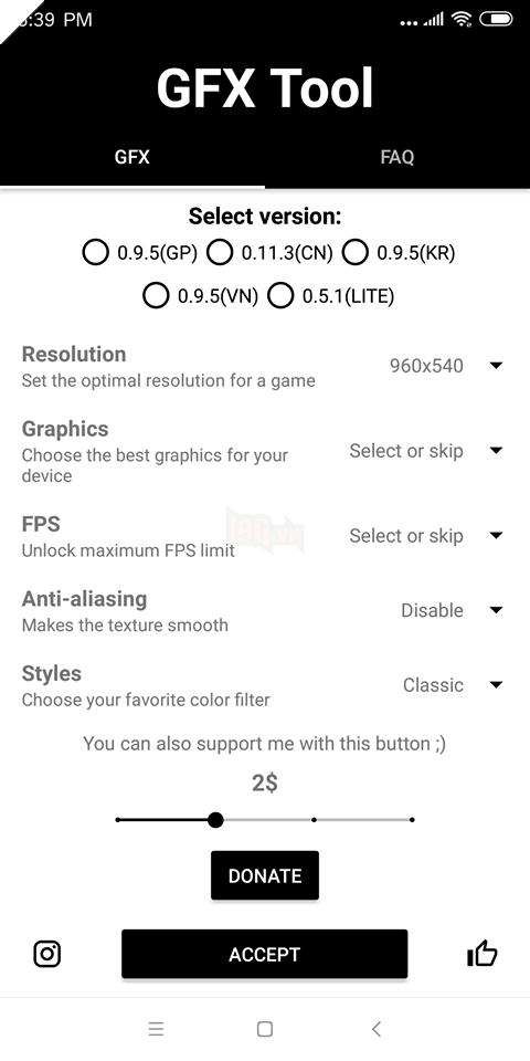 PUBG Mobile VNG: Hướng dẫn dùng GFX Tool để chơi PUBG Mobile VNG setting HDR ở máy cấu hình yếu 3