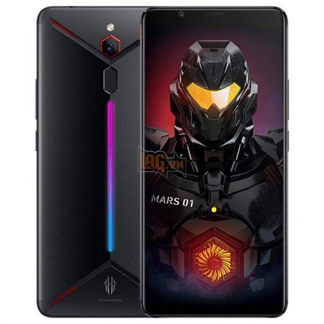 Nubia Red Magic Mars chính thức ra mắt với 10GB RAM và các nút riêng dành cho chơi game, giá từ 9 triệu - Ảnh 1.