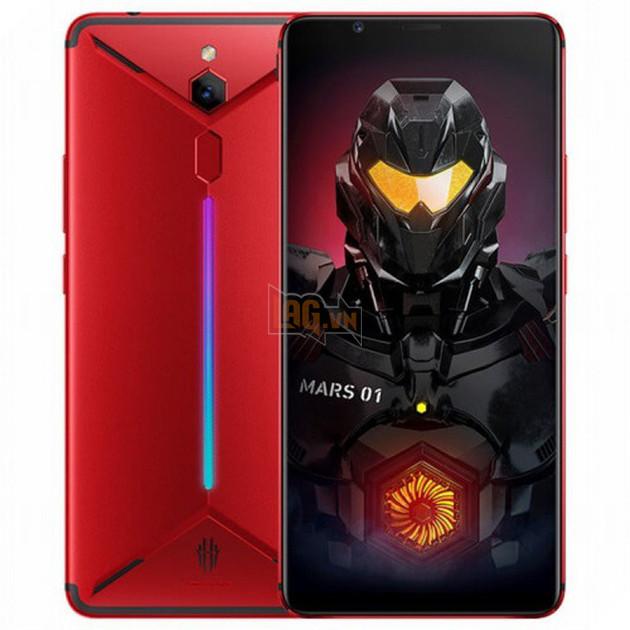 Nubia Red Magic Mars chính thức ra mắt với 10GB RAM và các nút riêng dành cho chơi game, giá từ 9 triệu - Ảnh 2.