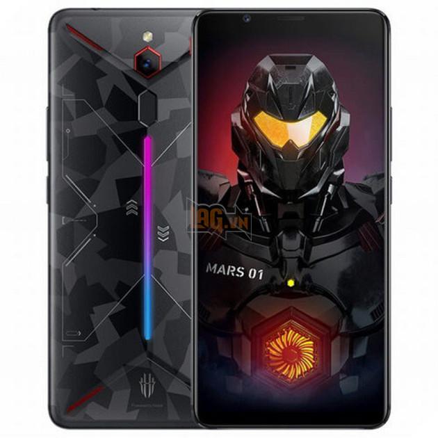 Nubia Red Magic Mars chính thức ra mắt với 10GB RAM và các nút riêng dành cho chơi game, giá từ 9 triệu - Ảnh 3.