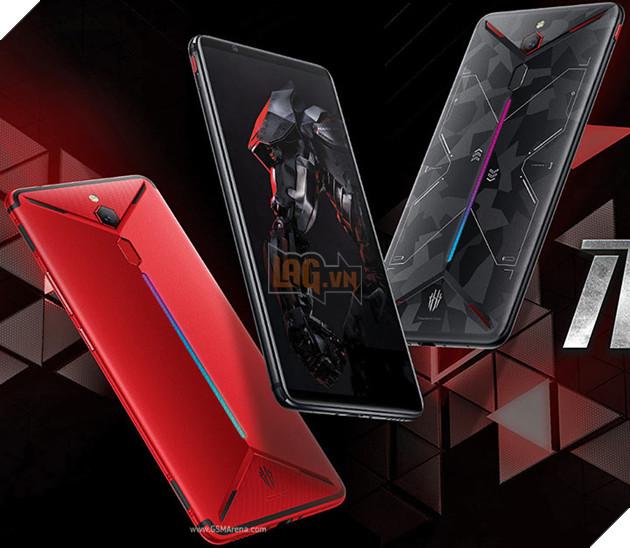 ZTE Nubia Red Magic Mars chính thức ra mắt: Smartphone Gaming Snapdragon 845, 10GB RAM, nút chơi game, giá từ 9 triệu